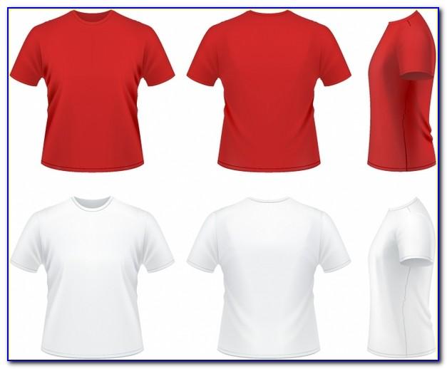 Free Polo T Shirt Template
