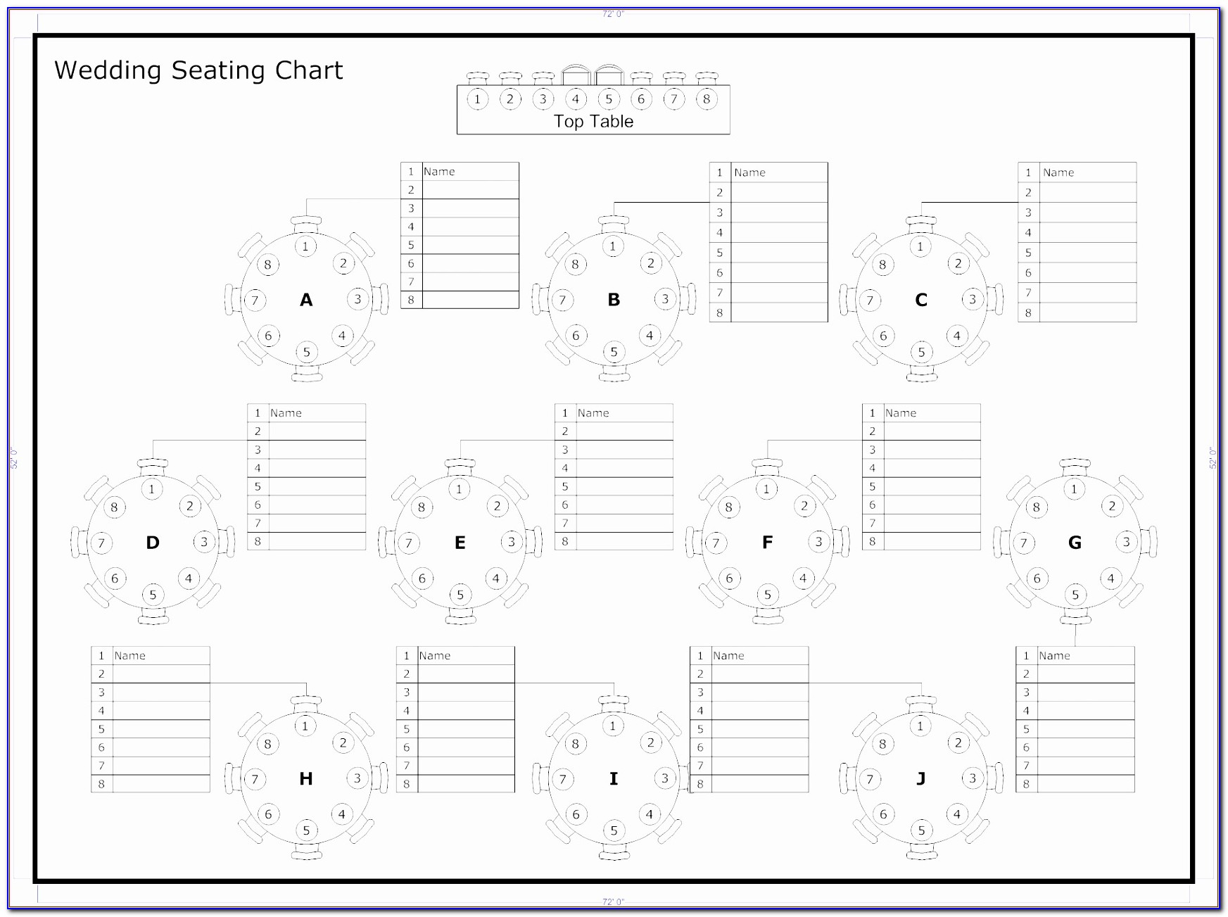 Wedding Seating Chart Template Excel Ugtro Beautiful Free Seating Chart Template