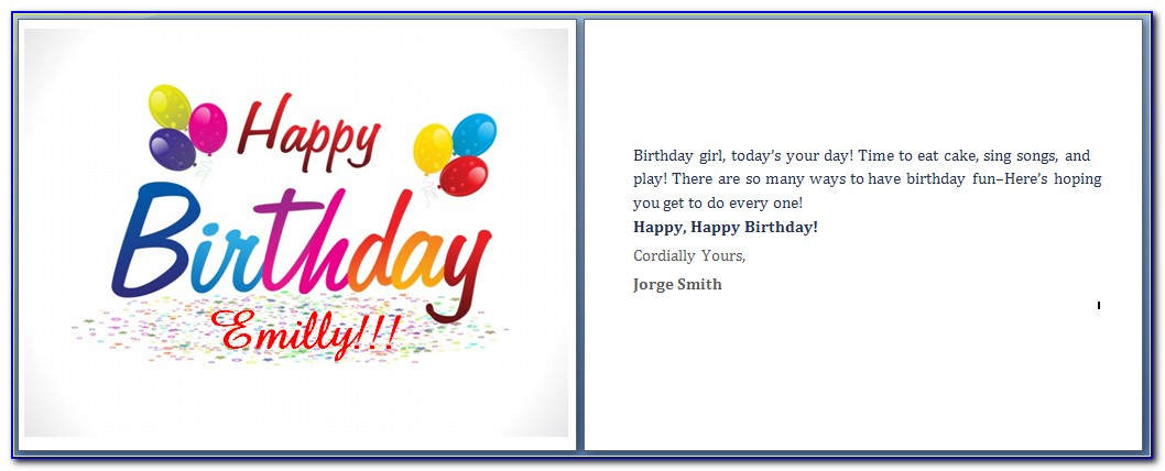 Funny Greeting Card Templates