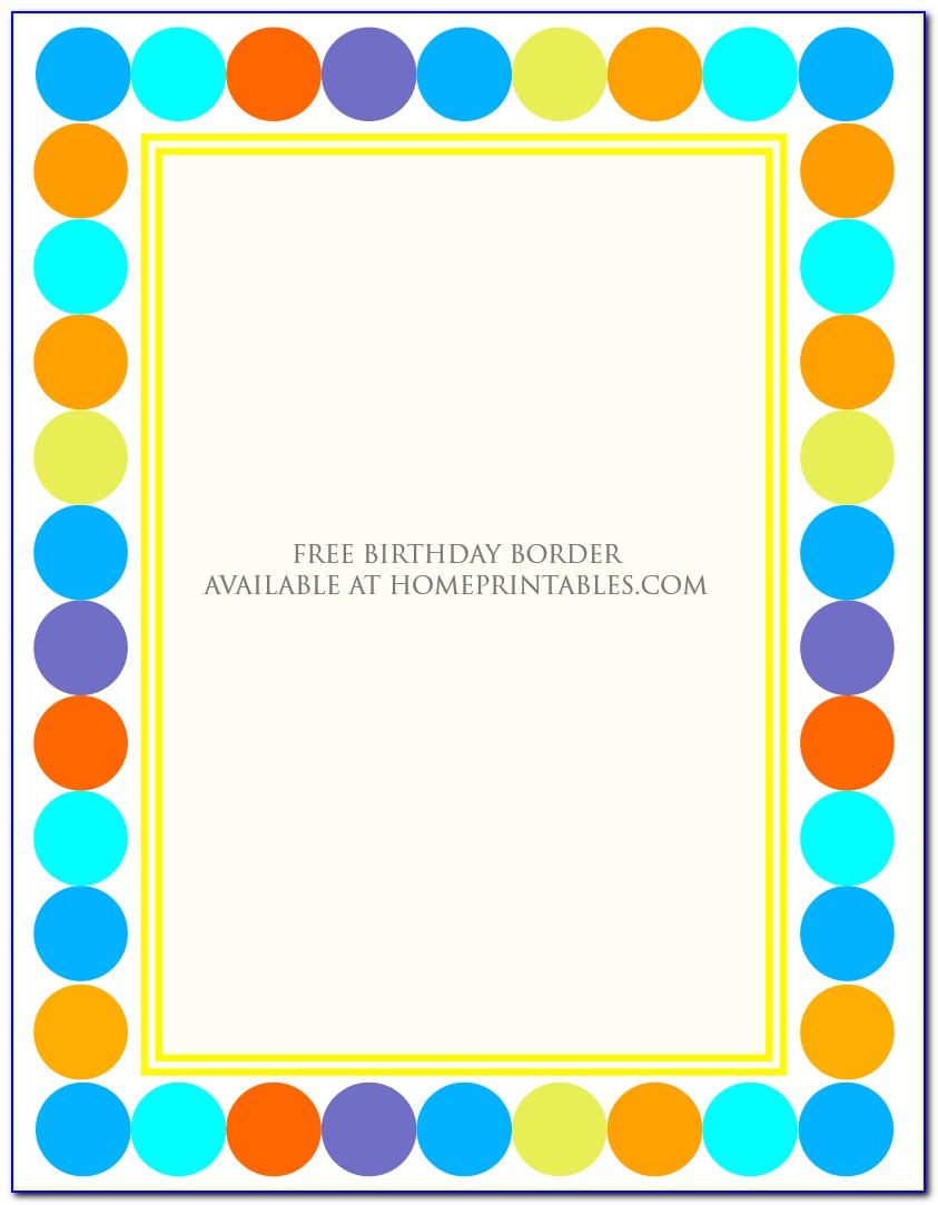 Funny Happy Birthday Card Templates Free