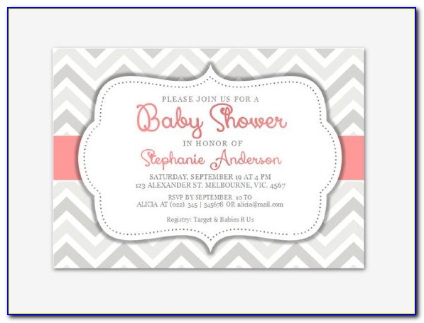 Girl Birth Announcement Template Free