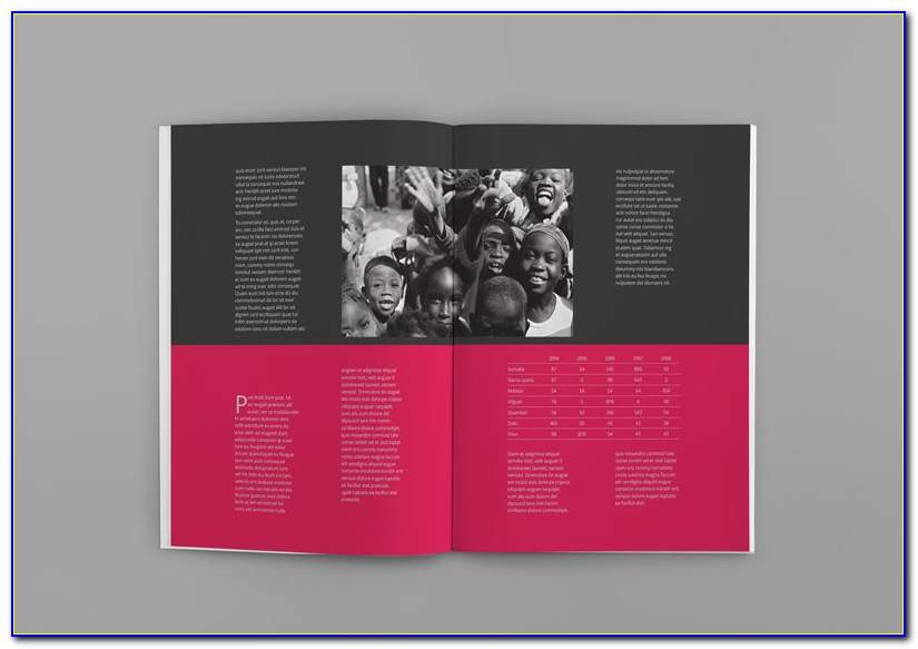 Indesign Newsletter Templates 11x17
