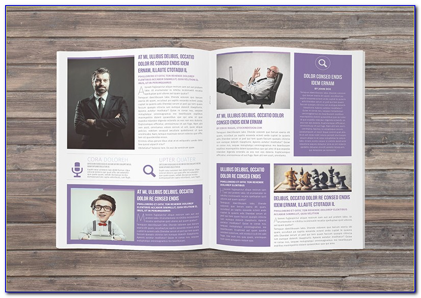 Indesign Newsletter Templates Free