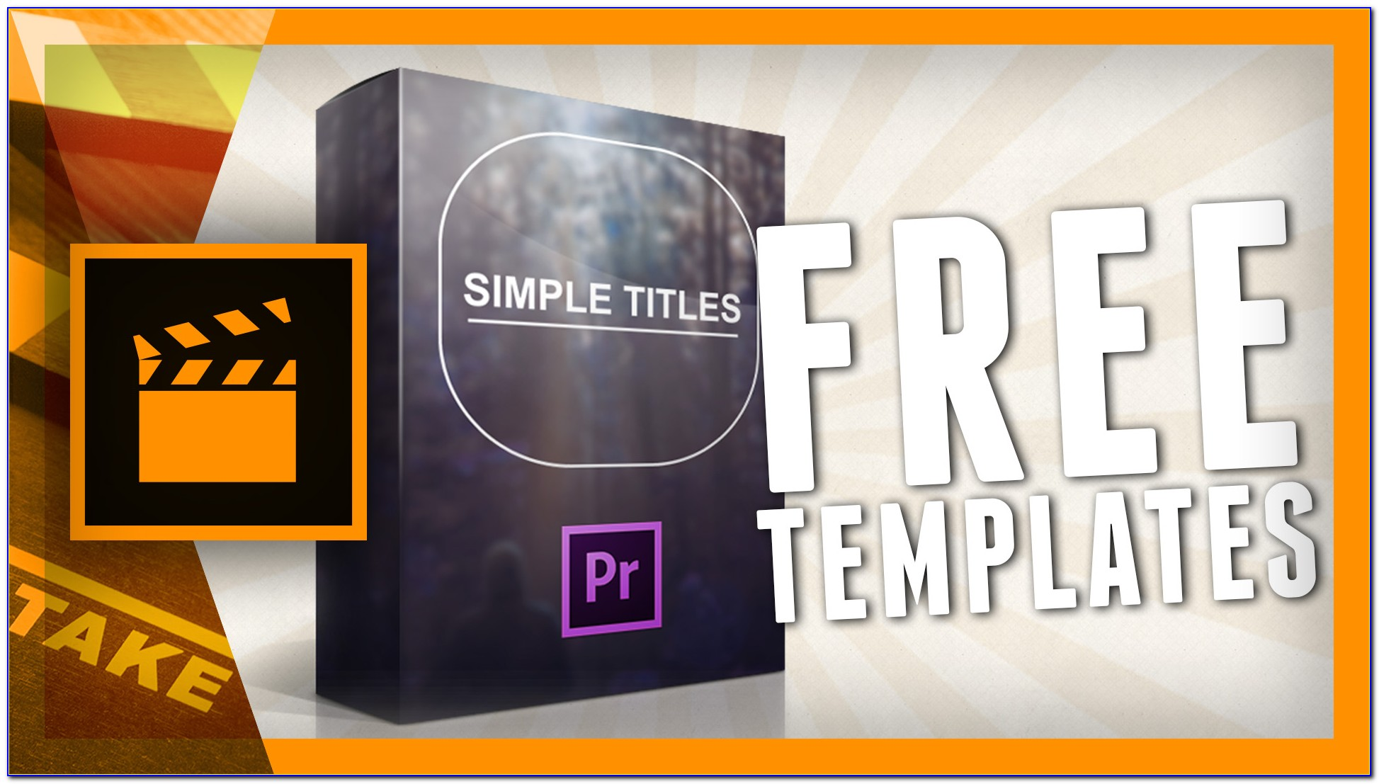 Premiere Pro Templates Free Download