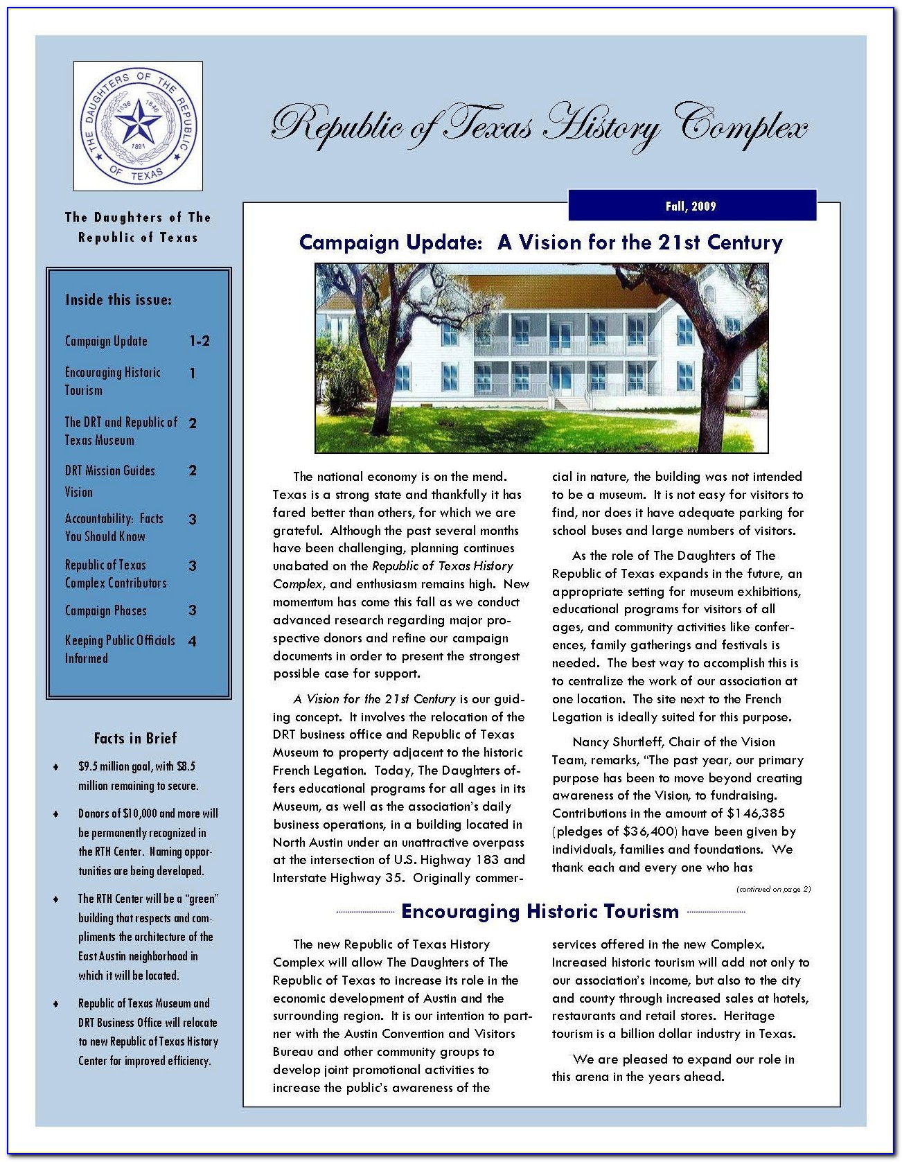Professional Newsletter Templates Publisher