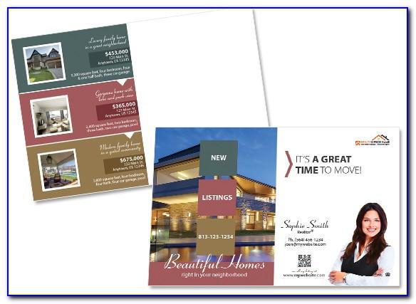 Property Management Postcards Templates