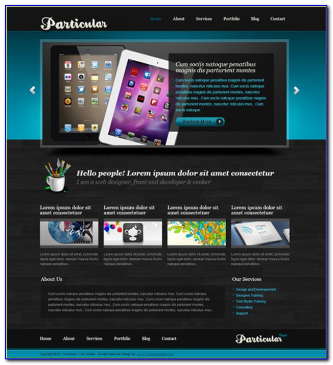 Responsive Website Templates Free Download Bootstrap 4