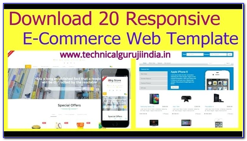 Responsive Website Templates Free Download For Software Company