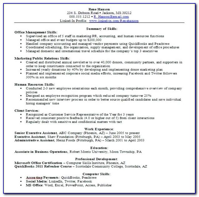 Skill Based Resume Inssite Skills Based Resume Template Word Skills Based Resume Template Word