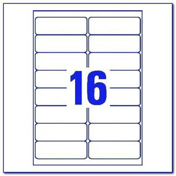 Uline Label Template S 20131