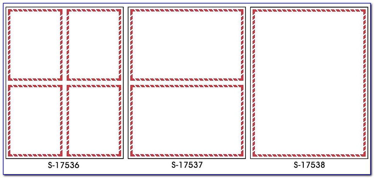 Uline Label Template S 5959
