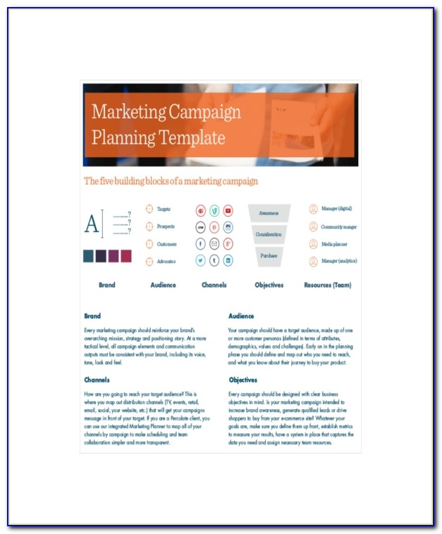 Website Template For Political Campaign