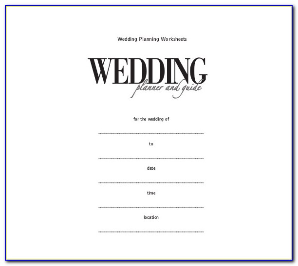 Wedding Itinerary Template 11 Free Word Pdf Documents Download Wedding Itinerary Template