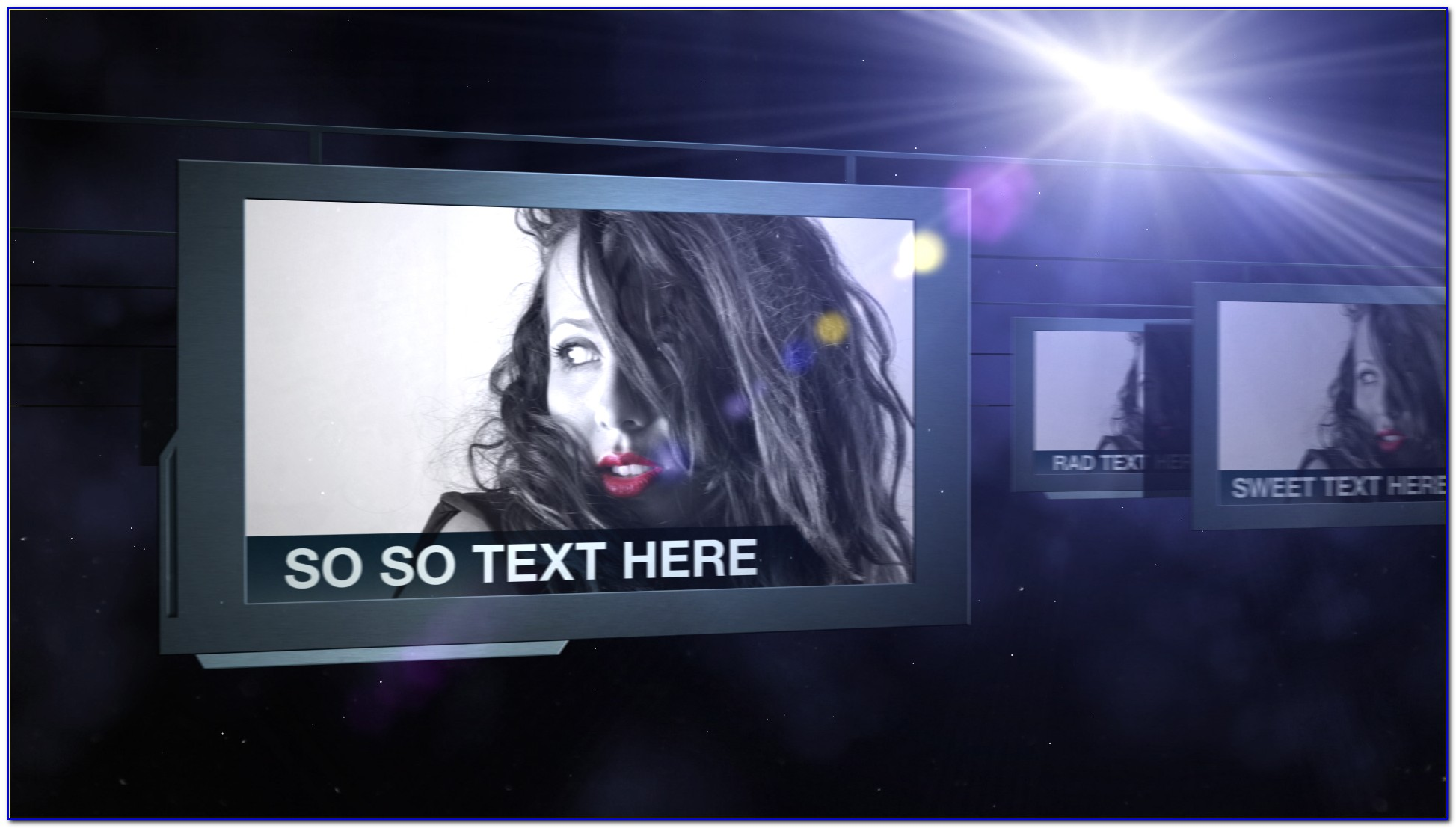 After Effects Slideshow Template Free Download