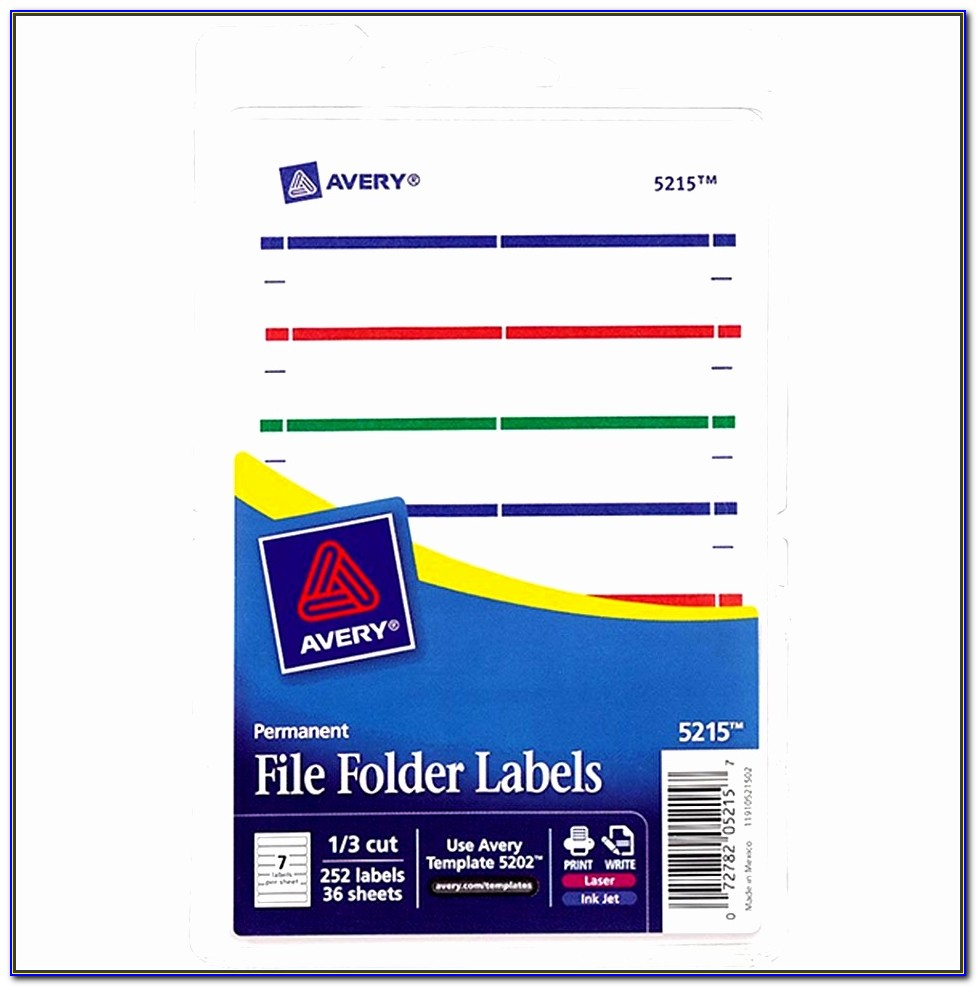 File Folder Label Template 3oncp Beautiful Avery Print Write Assorted File Folder Labels Ave Avery Products Corp