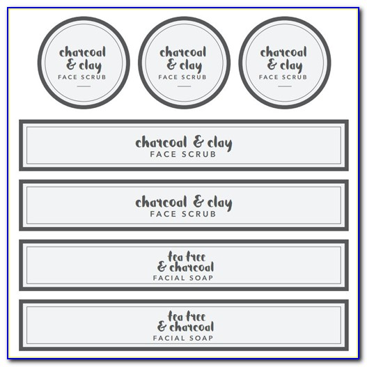 Avery Soap Label Templates