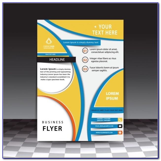 Business Brochure Templates Ai