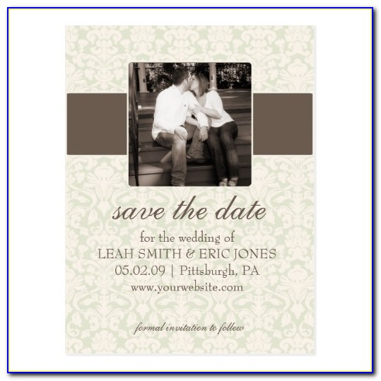 Event Save The Date Templates For Word