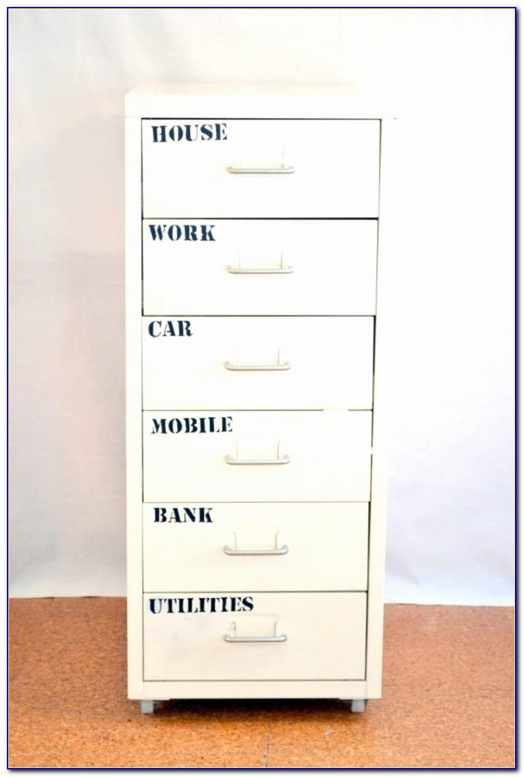 File Cabinet Label Template Avery