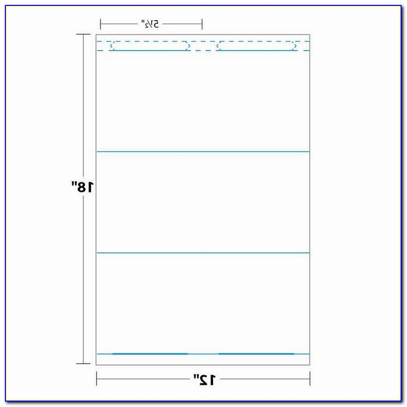 Free Avery Table Tent Template