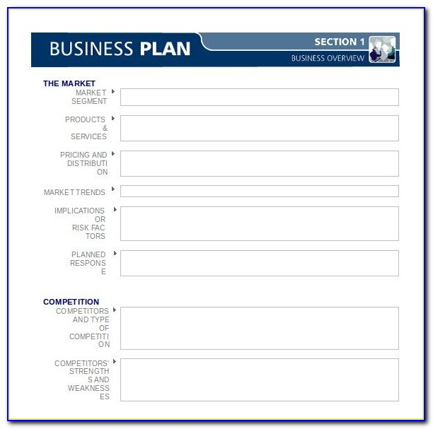 Free Business Plan Template Word Download