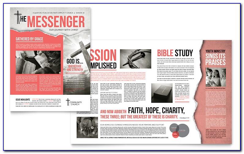 Free Download Church Program Templates