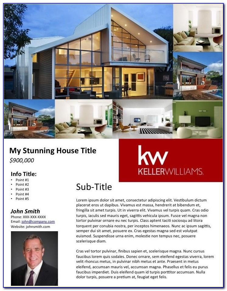 Free Download Real Estate Brochure Template