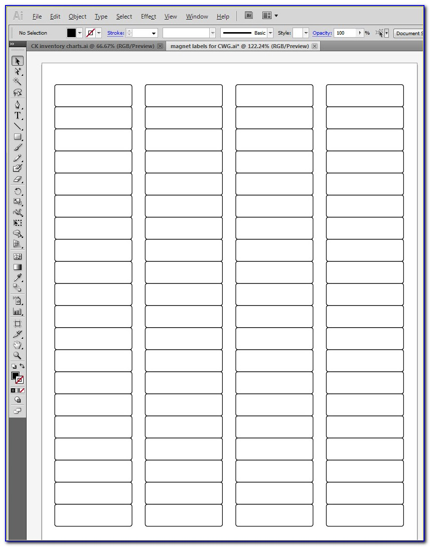 Free File Cabinet Drawer Label Template