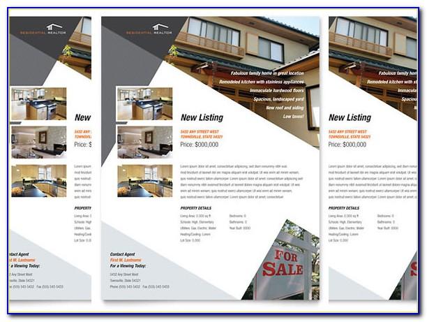 Free Online Real Estate Brochure Templates