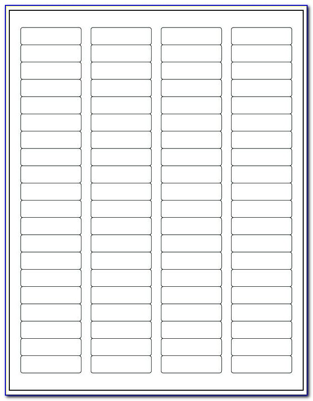 Free Printable Return Address Label Templates