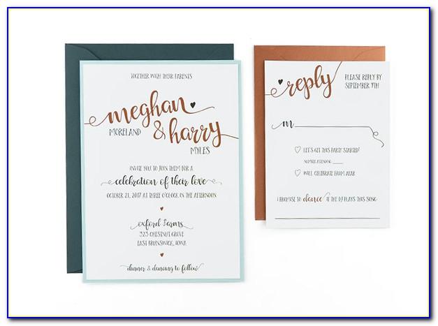 Free Printable Rustic Wedding Invitation Templates Download