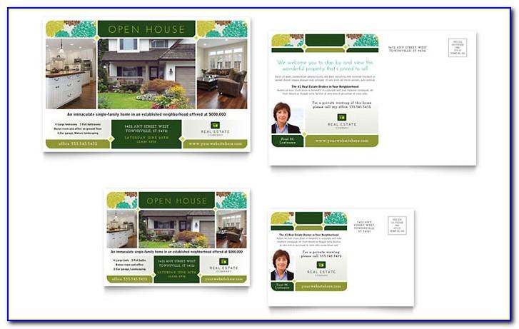 Free Real Estate Postcard Templates Microsoft Word