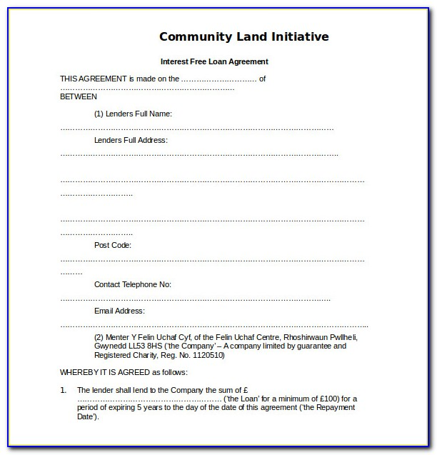 Free Simple General Partnership Agreement Template