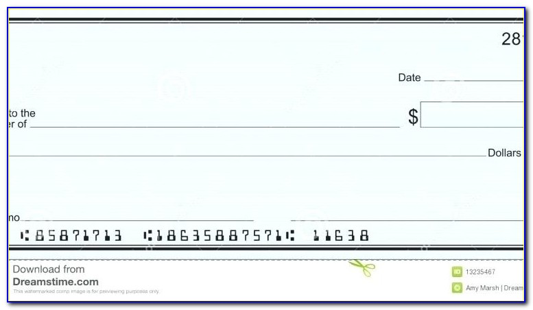 Big Check Template Word Free Blank Oversized – Mobstr Inside Large Editable Blank Check Template
