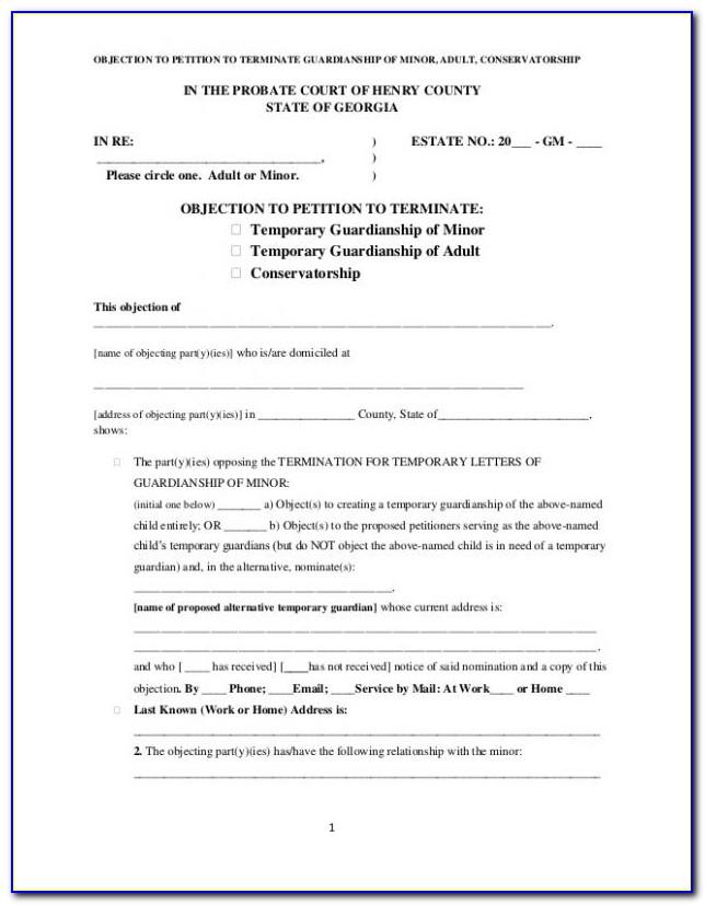 Notarized Custody Agreement Template Philippines