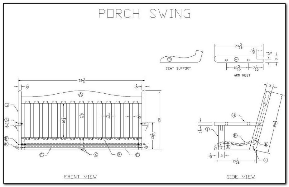 Porch Swing Pattern