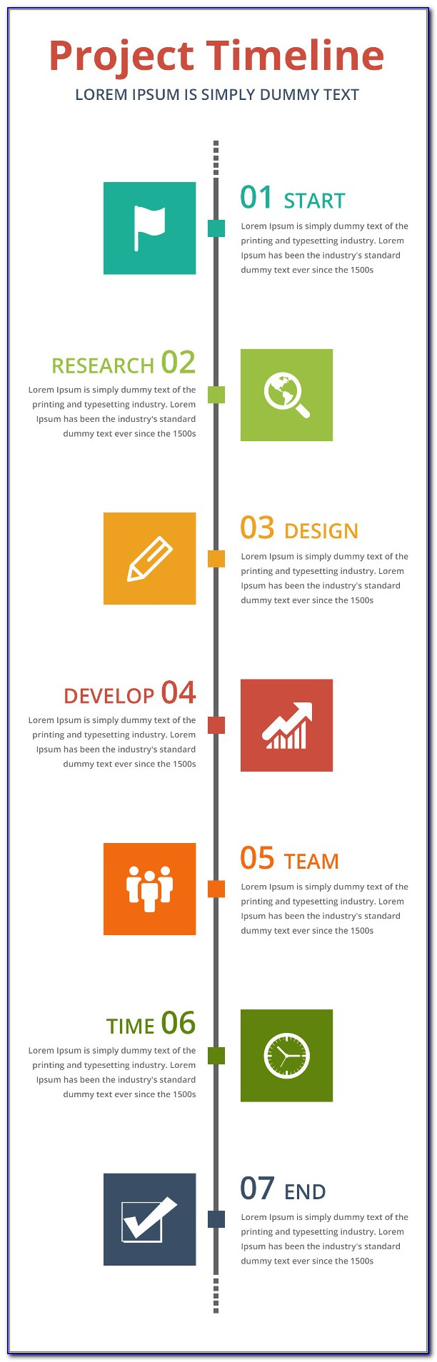 8+ Project Timeline Templates Ppt | Free & Premium Templates With Project Management Timeline Template Powerpoint