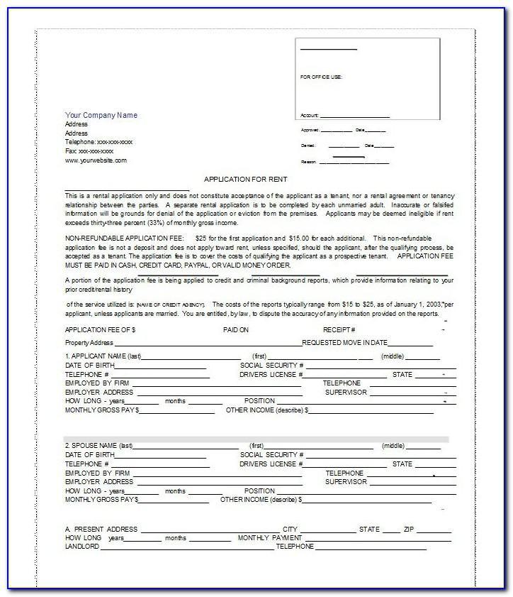 Simple Commercial Lease Agreement Template Word Uk