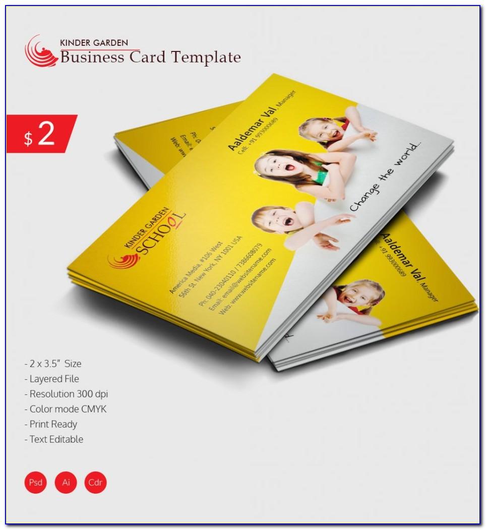 Vistaprint Standard Postcard Template