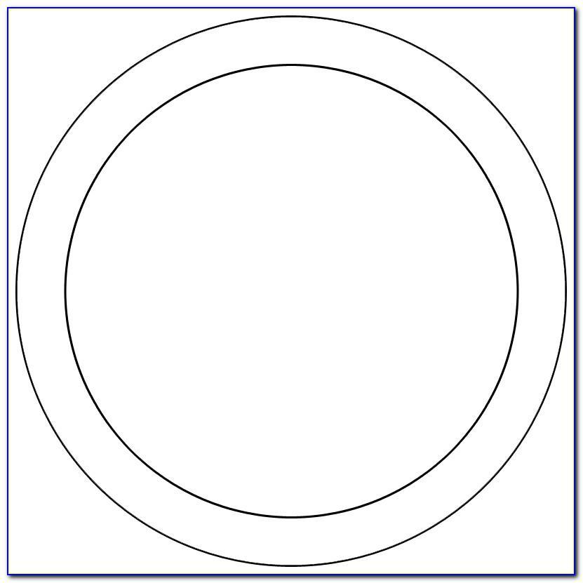 2 Inch Circle Template Printable
