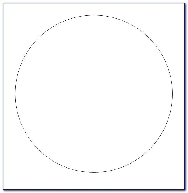 2 Inch Circle Template Word