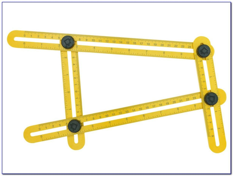 836 Angle Izer Template Tool