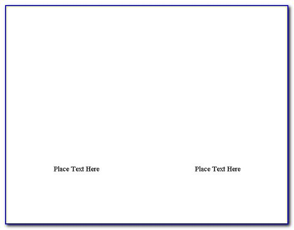 Avery 3259 Note Card Template