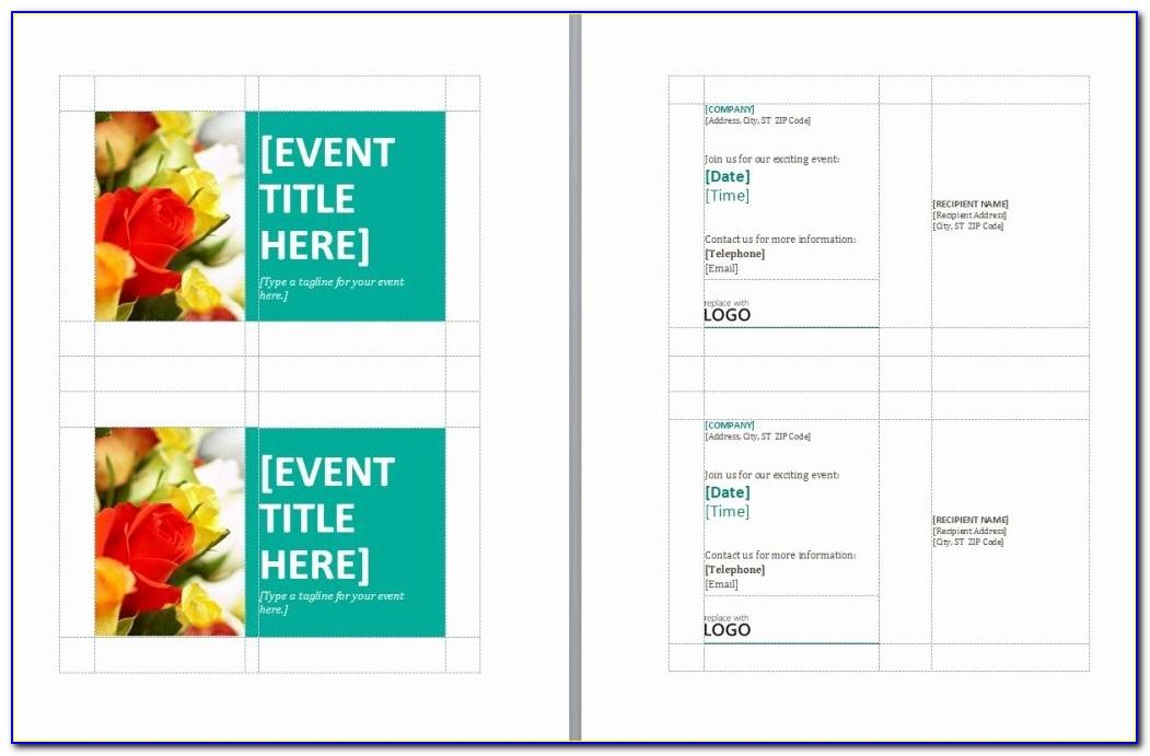 Avery Postcards Template 5389