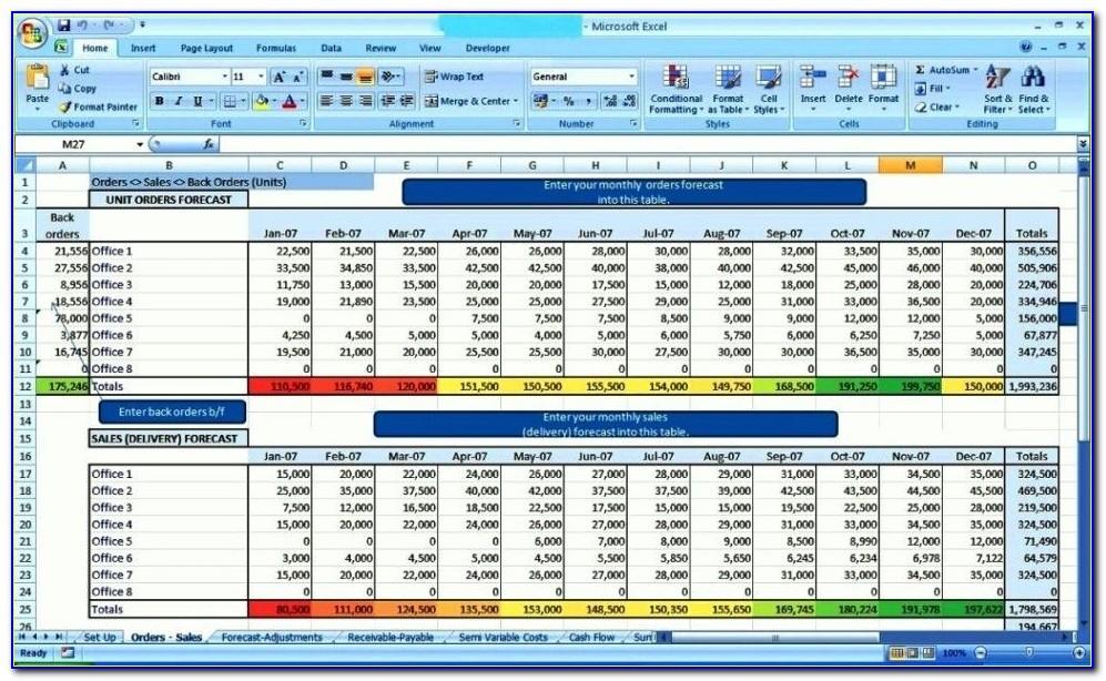 Balance Sheet Reconciliation Spreadsheet Template