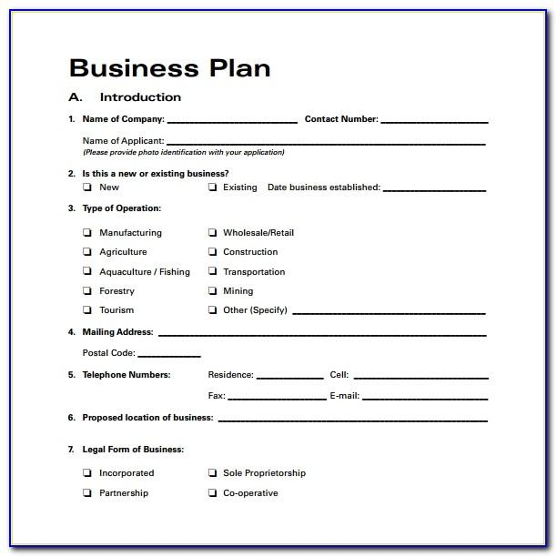 Creative Business Proposal Template Free Download