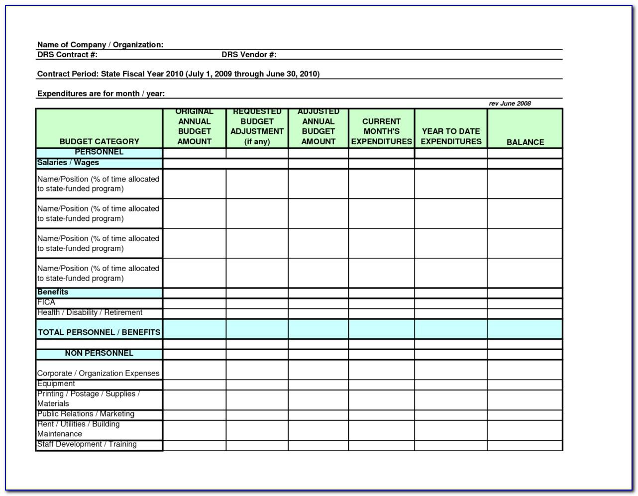 Employee Annual Training Plan Template Excel