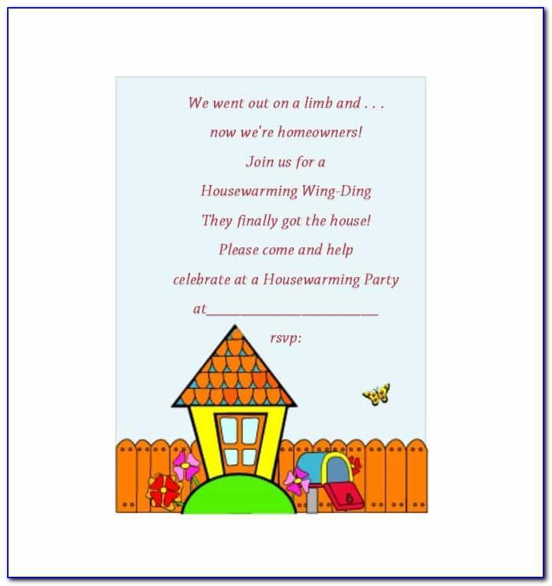 Free Housewarming Invitation Maker