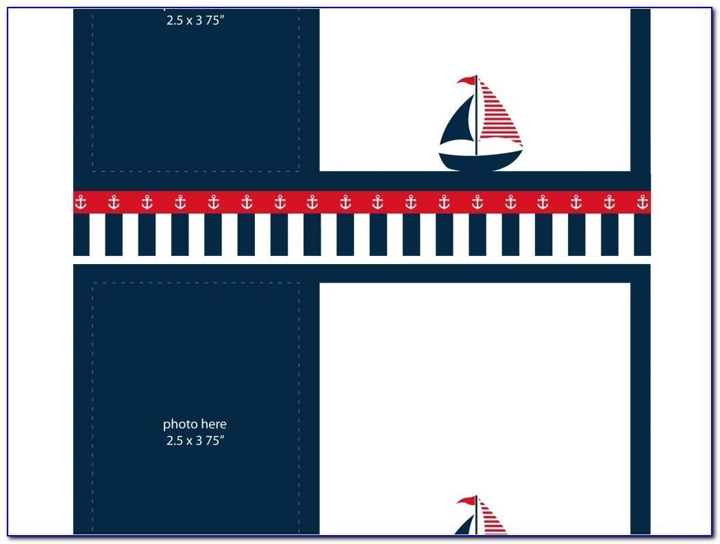 Free Nautical Invitation Templates