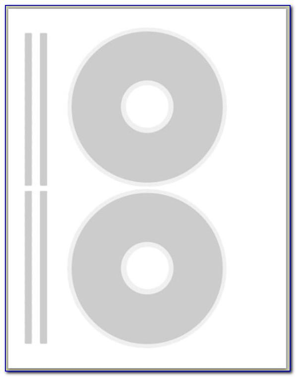 Free Online Cd Label Template